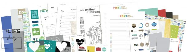 FREE planner printables + digi craft supplies at byjacquiesmith.com