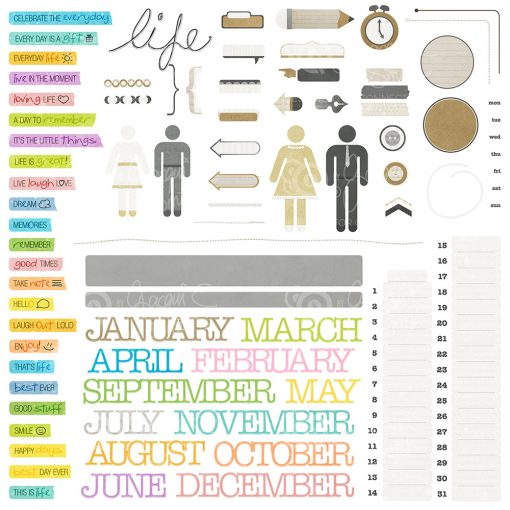 Planner element preview by Jacqui E Smith