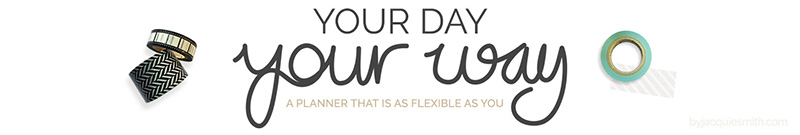 Your Day Your Way Colour Your 365 Planner at www.byjacquiesmith.com