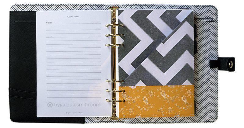 Make your own planner pockets at www.byjacquiesmith.com