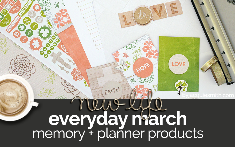 New Product: Everyday March