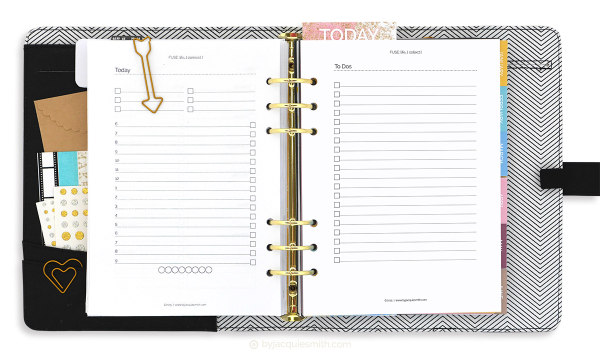 Create your perfect planner at byjacquiesmith.com