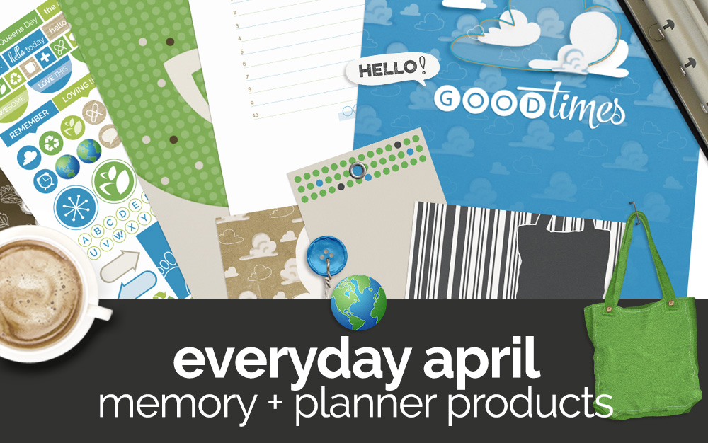 New Product: Everyday April