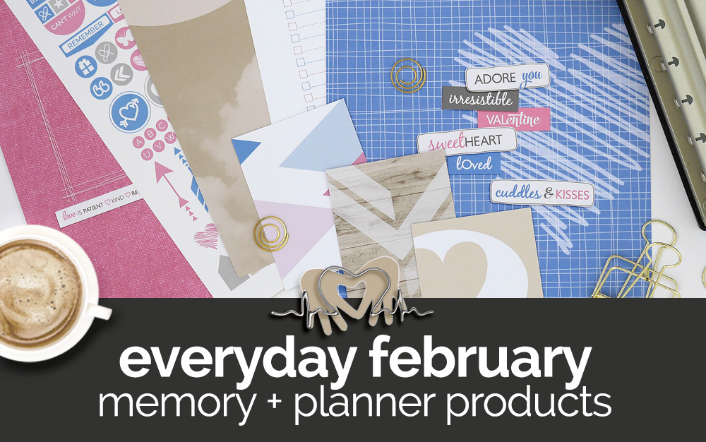 New Product: Everyday February