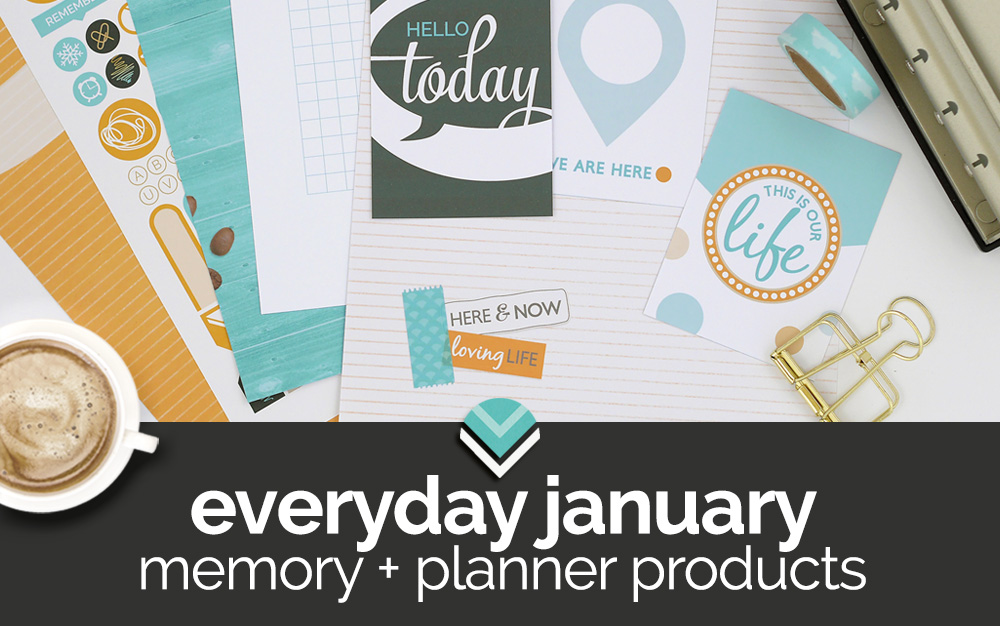 New Product: Everyday January