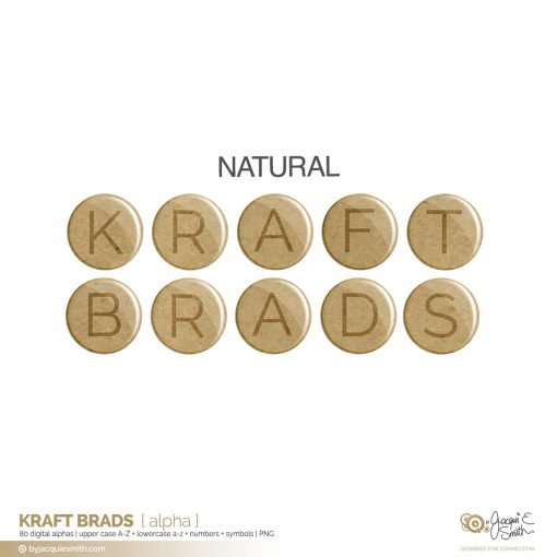 Kraft Brads alpha at byjacquiesmith.com