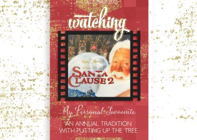 Currently Watching : Santa Claus