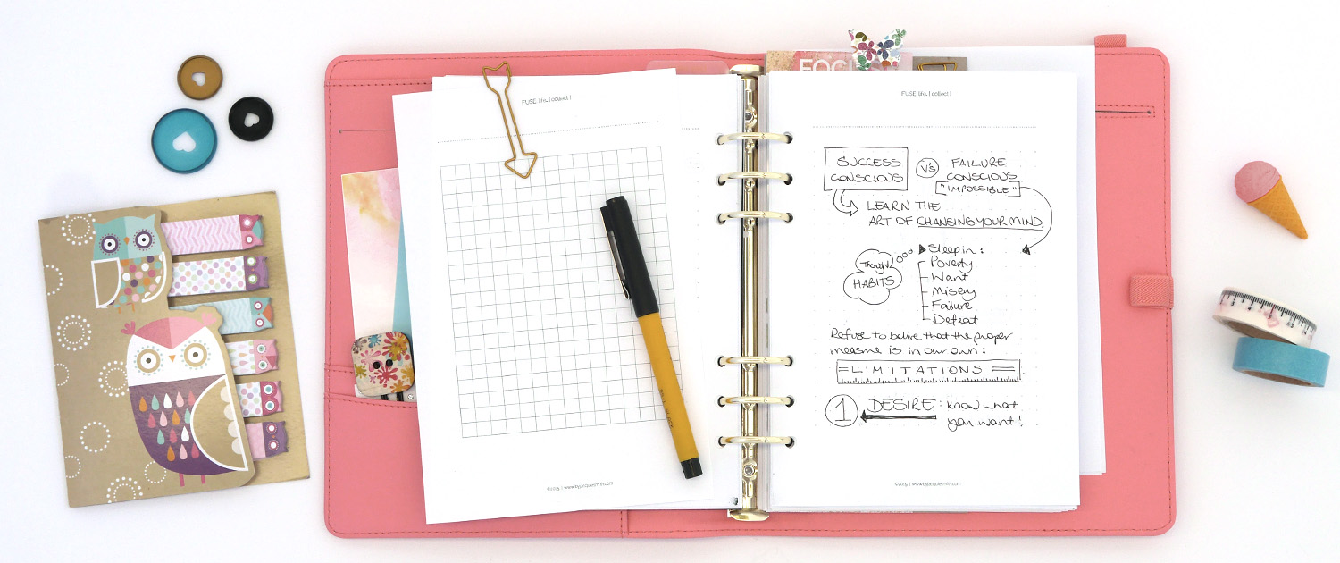 How to Organise Notes and Get Things Done at byjacquiesmith.com