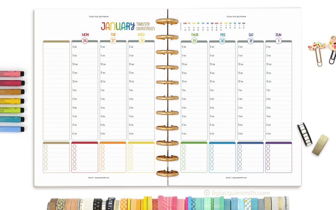 3 Things You Need to Know to Choose Your Perfect Planner