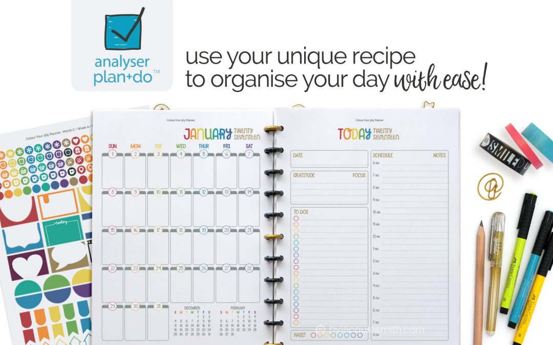 The Analyser plan+do™ style