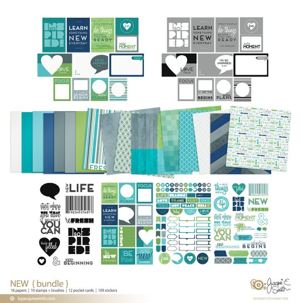 New digi craft products - bundled for great value at byjacquiesmith.com