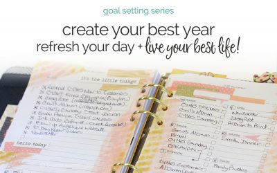 Create Your Best Year + Live your Best Life