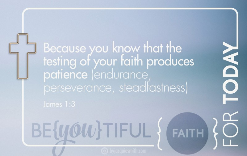 Beyoutiful Faith by Jacqui E Smith