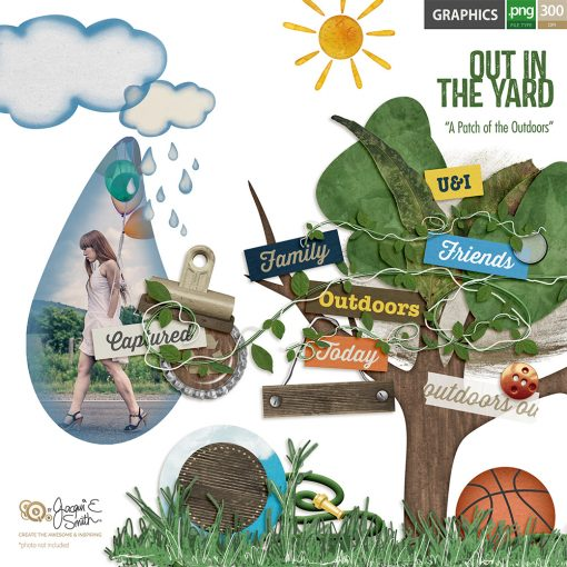 Out in the Yard graphics at byjacquiesmith.com