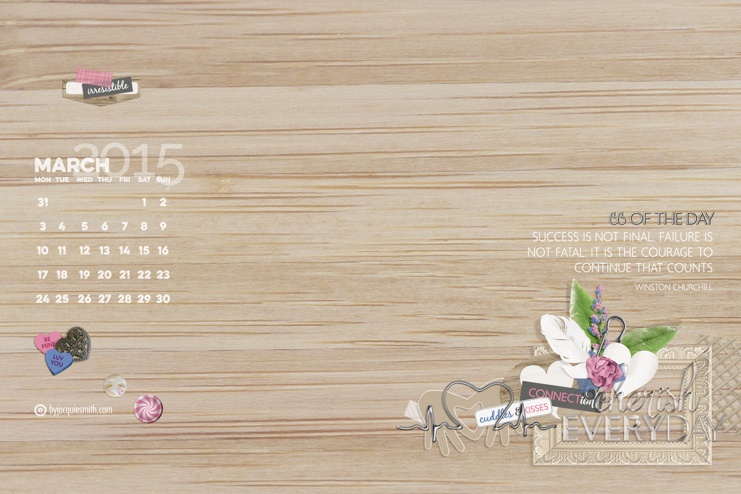 March 2015 Desktop