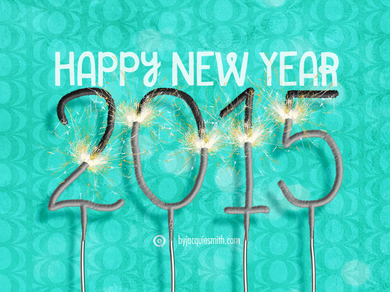 Happy New Year ~ 2015